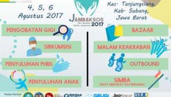 Jambore Bakti Sosial FKG…