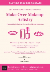 Make Over Makeup Artistry
