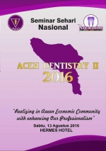 Aceh Dentistry II - 2016