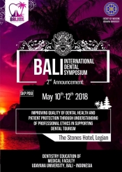 Bali International Dental Symposium (BIDS)