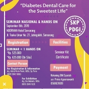 Diabetes Dental Care for The Sweetest Life