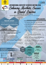 International Dentistry Scientific Meeting
