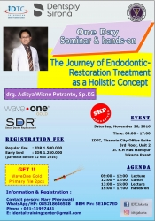 The journey of Endodontic - Restoration Treatment as a Holistic Concept
