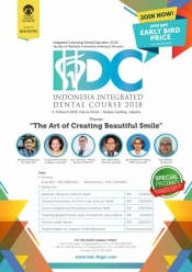 Indonesia Integrated Dental Course