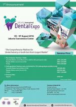 Jakarta International Dental Expo 2016