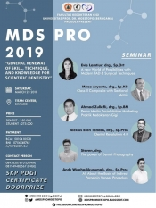Moestopo Dentistry Scientific Program (MDS Pro) 2019