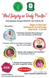 Oral Surgery in Daily Practice
