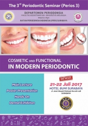 The 3rd Periodontic Seminar (PERIOS 3)
