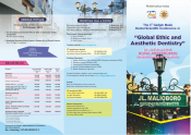 The 3rd Gadjah Mada Dental Scientific Conference